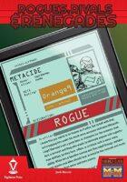 Rogues, Rivals & Renegades: Metacide