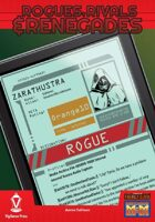 Rogues, Rivals & Renegades: Zarathustra
