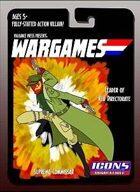 Wargames: Supreme Commissar (ICONS)