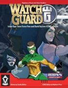 WatchGuard ICONS- Teen Force Five