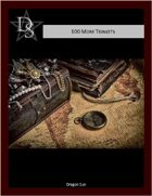 5E - 100 Druid Trinkets