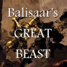 Balisaar's Great Beast