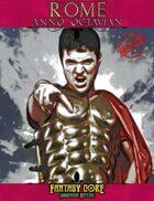 Fantasy Core ROME - Anno Octavian (ALL AGES)