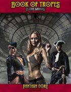 Fantasy Core BOOK OF TROPES - Cliche Gaming