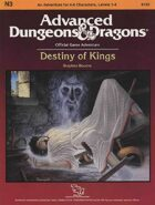 N3 Destiny of Kings (1e) (1986)