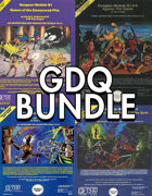 GDQ (Giants, Descent, Queen) series (1e) [BUNDLE]