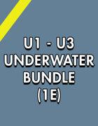 U1-U3 Underwater Series (1e) [BUNDLE]