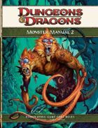 Monster Manual 2 (4e)