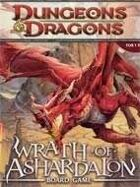 Wrath of Ashardalon Board Game RuleBook
