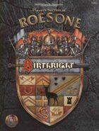 Player's Secrets of Roesone (2e)