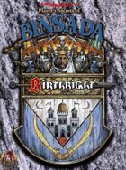 Player's Secrets of Binsada (2e)