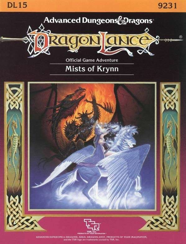 DL15 Mists of Krynn (1e)