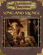 Song and Silence: A Guidebook to Bards and Rogues (3e)