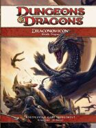 Draconomicon II: Metallic Dragons (4e)