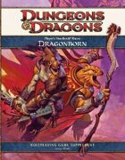 Player's Handbook Races: Dragonborn (4e)