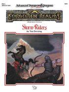 FRA1 Storm Riders (2e)