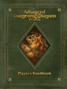 Player's Handbook, Revised (2e)