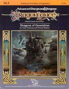 DL4 Dragons of Desolation (1e)