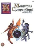 Monstrous Compendium - Mystara Appendix (2e)