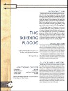 The Burning Plague (3.5)