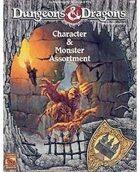 D&D Character & Monster Assortment