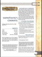 Something's Cooking (3.5)