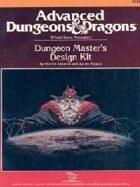 Dungeon Master's Design Kit (1e)