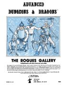 The Rogues Gallery (1e)