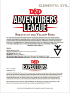 DDEX2-06 Breath of the Yellow Rose (5e)