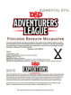 DDEX2-08 Foulness Beneath Mulmaster (5e)
