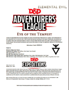 DDEX2-09 Eye of the Tempest (5e)