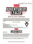 DDEX2-09 Eye of the Tempest (5e)