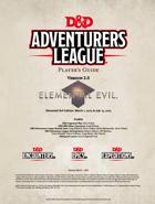 DDEX2 Elemental Evil Complete Bundle [BUNDLE]