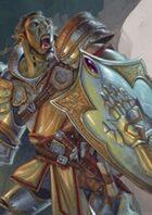 Pregen Characters: Half-Orc Paladin (5e)