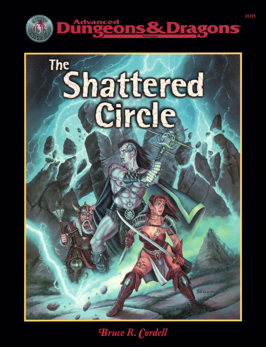The Shattered Circle (2e)