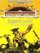 DSE1 Dragon's Crown (2e)
