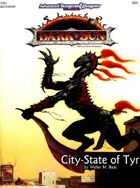 DSS1 City-State of Tyr (2e)