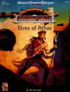 DSS3 Elves of Athas (2e)