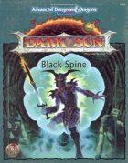 DSE2 Black Spine (2e)