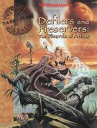 Defilers and Preservers: The Wizards of Athas (2e)
