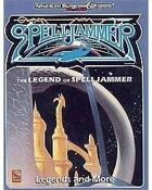 The Legend of Spelljammer (2e)