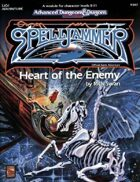 SJQ1 Heart of the Enemy (2e)
