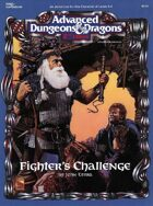 HHQ1 Fighter's Challenge (2e)