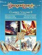 DLC2: Dragonlance Classics Volume II (2e)