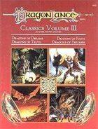 DLC3: Dragonlance Classics Volume III (2e)