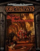 The Scarlet Brotherhood (2e)