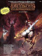 Greyhawk Adventures (1e/2e)