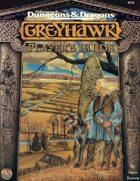 Greyhawk Player's Guide (2e)