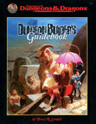 Dungeon Builder's Guidebook (2e)