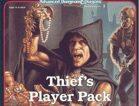 Thief's Player Pack (2e)